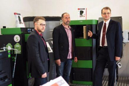 Nový kondenzační kotel K5 pro chytré domy