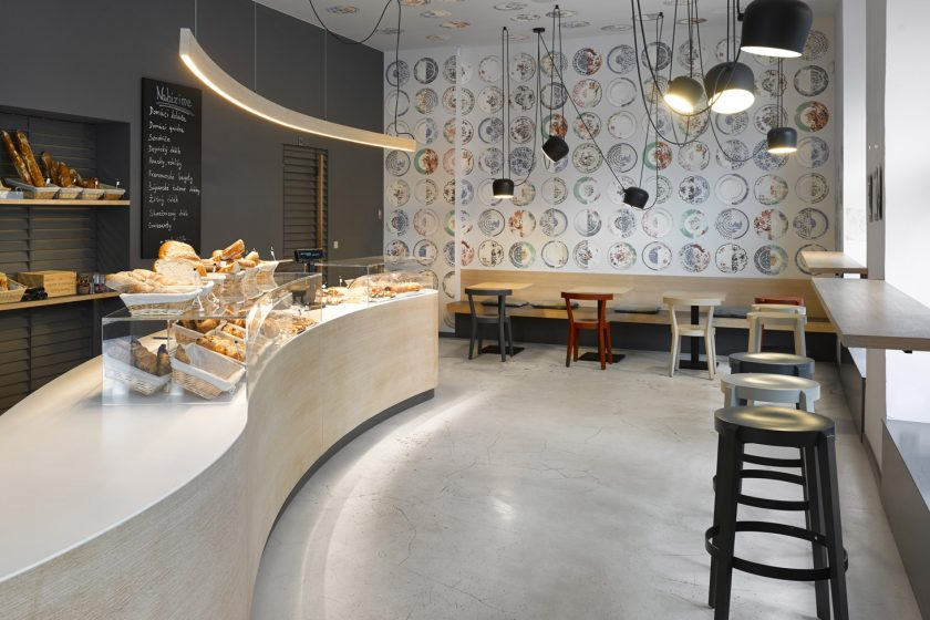 Café Záhorský zaujme na první pohled