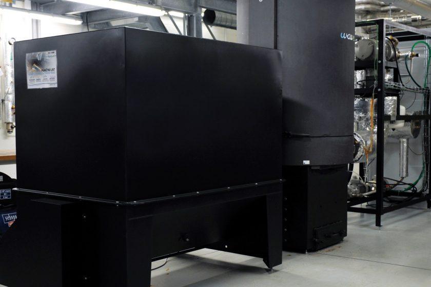 Mikroelektrárna WAVE – automatický kotel s výrobou elektřiny