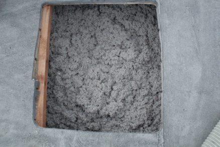Zateplení dvouplášťových střech