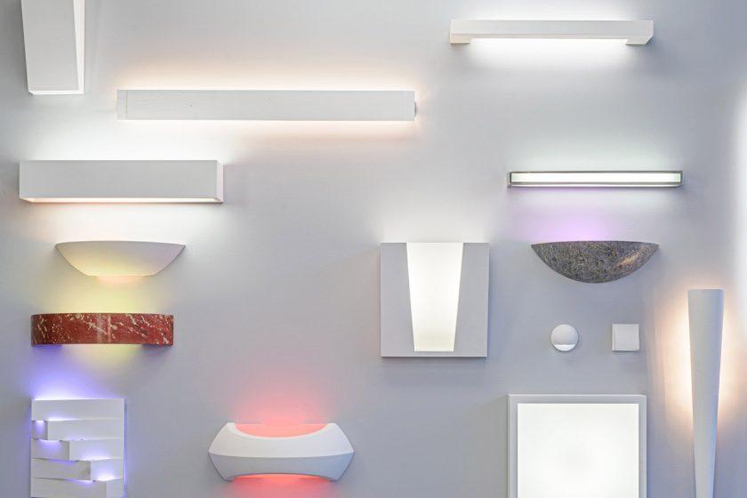ECO-DESIGN vyrábí originální sádrová svítidla