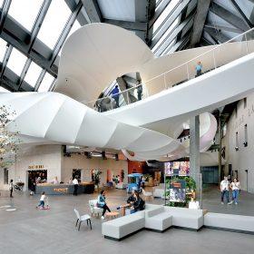 Zážitkový design - expozice historie firmy Nestlé