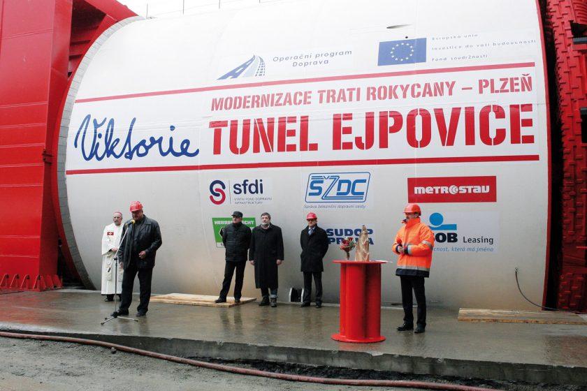 Modernizace železniční trati Rokycany – Plzeň