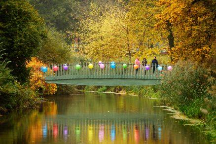 Malý, ale jedinečný: první most na světě z biokompozitu stojí v holandském v Eindhovenu