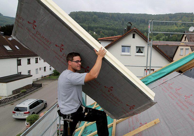 Správné provedení PIR zateplení střechy