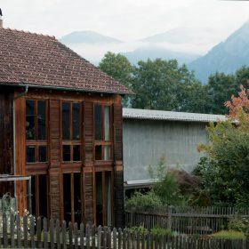 Zumthorovo údolí: Nová horská architektura
