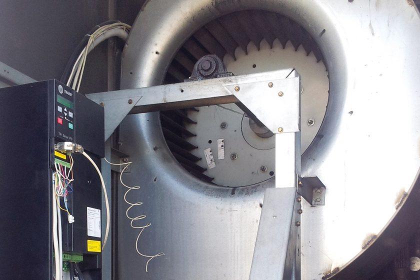 Výběrový program pro návrh ventilátorů