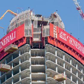 Architektonická podoba výškových budov od Zahy Hadid