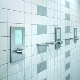 Sprchové armatury Schell Linus: moderní a hospodárné řešení pro veřejné sanitární prostory