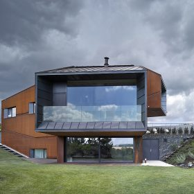 Originální dům