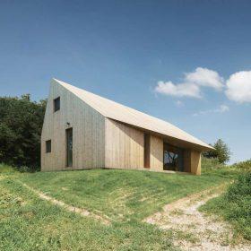 Shear House - přestřižený dům