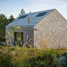 Moderní dům v harmonii s tradicí