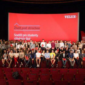 Třináctý ročník studentské architektonické soutěže Život pod střechou