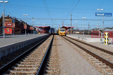Příprava a realizace investic na železniční dopravní infrastruktuře ČR v letech 2016 a 2017