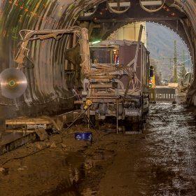 Rekonstrukce tunelu Alter Kaiser Wilhelm v Německu