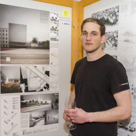 Vítězem 22. ročníku studentské soutěže Xella se stal návrh s citlivým přístupem k urbanismu