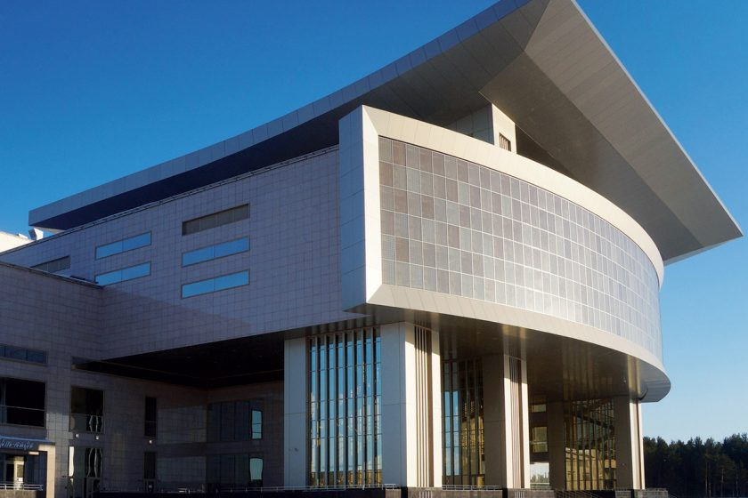 Architektonické výzvy: Fasády