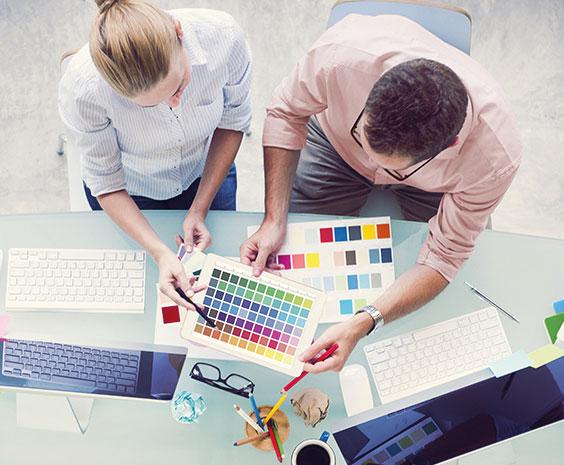 Nová aplikace QUIDO Vzorky vám pomůže vybrat vzhled vaší nové fasády