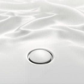 Plochá sprchová vanička Geberit Setaplano jemná na dotek
