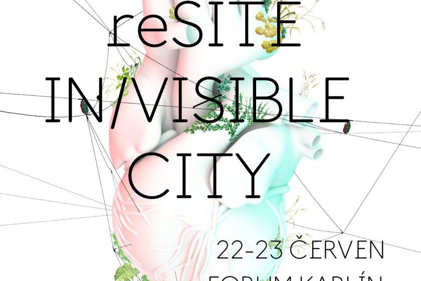 reSITE 2017: In/visible City přiveze do Prahy světové hvězdy