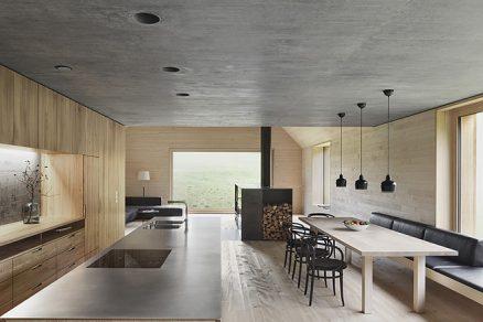 Haus am Moor: Dům v mokřadu