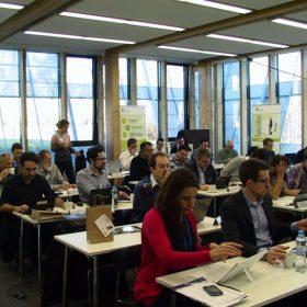 Pracovní konference projektu Evropské unie MORE - CONECT