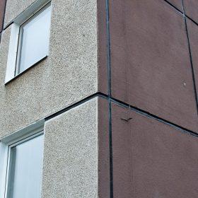 Sanace spár na panelových domech