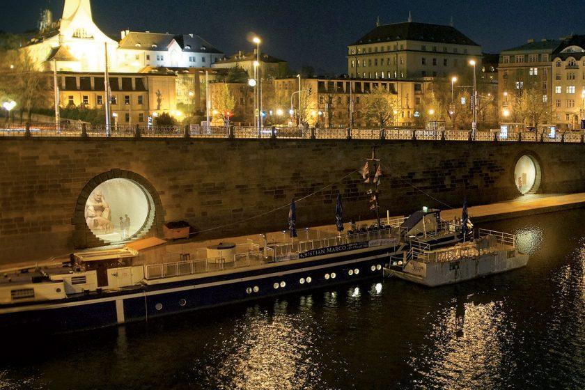 Kulturní kobky: Nové řešení pražské Náplavky