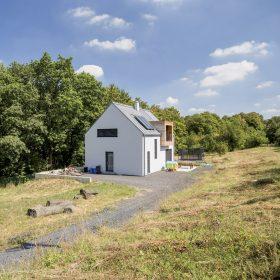 Beton v architektuře: Betonové bydlení