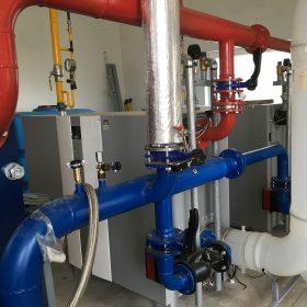 Moderní řešení tepelných zdrojů v rozsáhlých soustavách