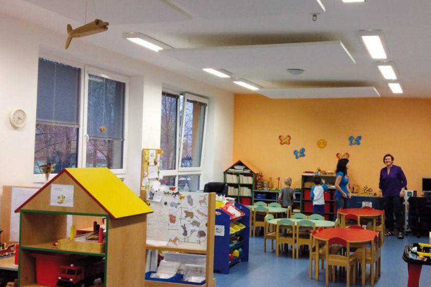 Konec hluku ve školkách
