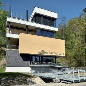 Archeopark v Chotěbuzi - vertikální brána do historie