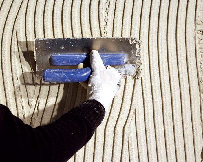 Systémové doplňky pro vnitřní povrchové úpravy