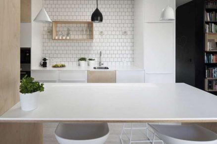 Modernizace bytu s terasou