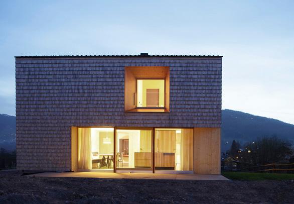 Rekonstrukcí proměnili starší dům na ekologický v nízkoenergetickém standardu