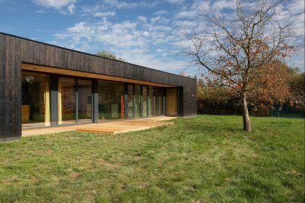 Rodinný dům nabízí energeticky úsporné a pohodlné bydlení