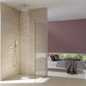 Nové hlavové sprchy KLUDI A-QA