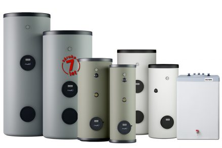 Nové zásobníky ENBRA s velkou variabilitou a snadnou instalací