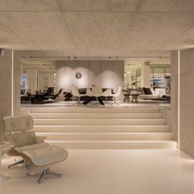 Concrete LCDA - Inovativní betonové řešení pro design interiéru