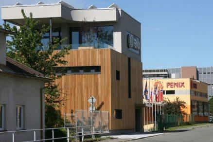 Rok provozu nové administrativní budovy Fenix Trading ve standardu nZEB avizuje dosažitelnost stanovených cílů