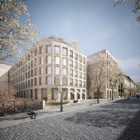 V soutěži o návrh Kampusu Albertov vyhrálo studio Znamení čtyř – architekti