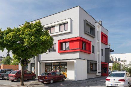 Klasická stavba v moderním hávu