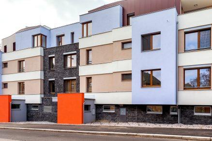Viničná: Bytový dům s poetickým jménem