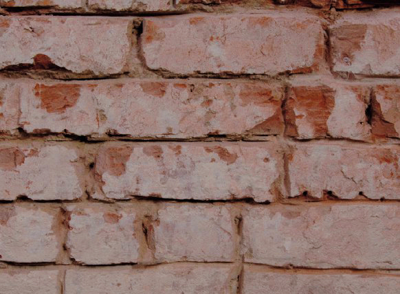 Sanace poškozeného zdiva proti vlhkosti