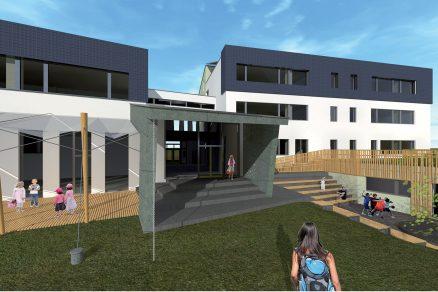 Projekt energeticky soběstačné školy v Kněžmostě