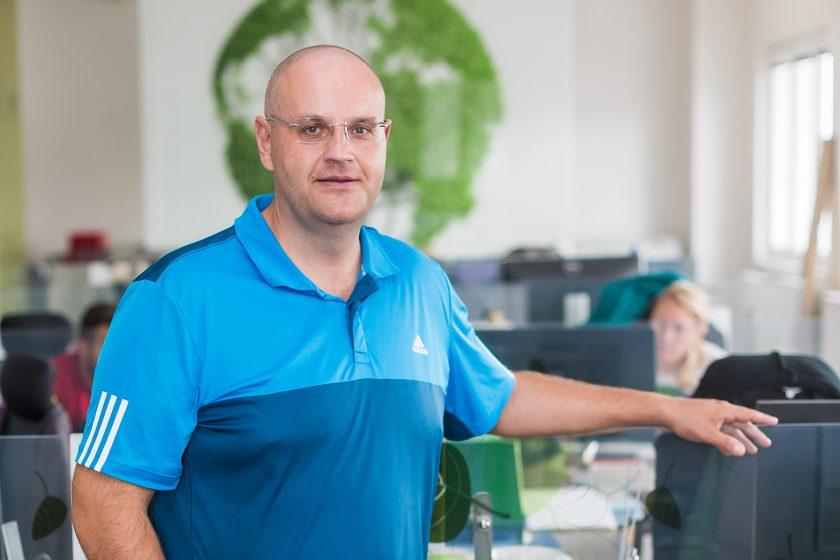 """Petr Paksi: """"Už dnes vyvíjíme prvky, které bychom chtěli vyrábět za dva roky."""""""