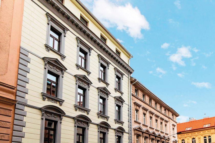 Vduchu 19. století: Rezidence pod Vyšehradem