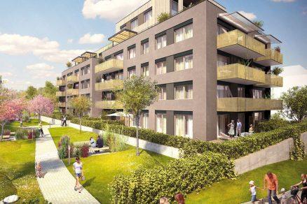 Ekologické bydlení: Ecocity Malešice