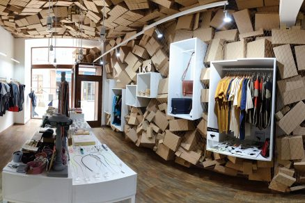 Design shop Ty identity