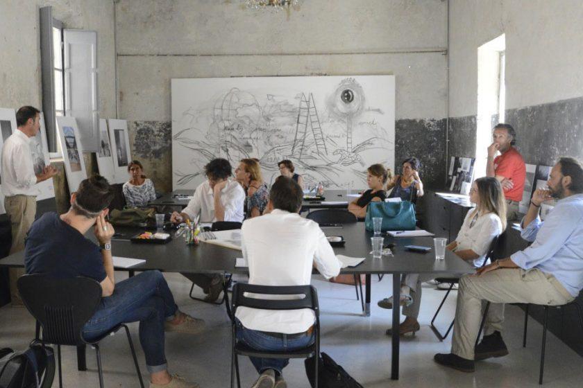 Workshop Rethink Daylight: Denní světlo jako stavební materiál
